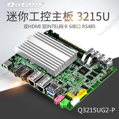 微型工控主板 Q4200YG2-P