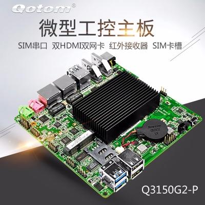 微型工控主板 Q3160G2-P